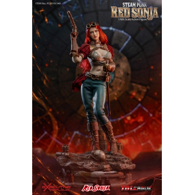Steam Punk Red Sonja (Deluxe Version)