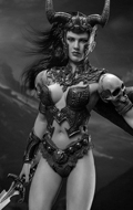 Sariah The Goddess Of War