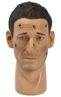 Headsculpt Adrian Brody Battle Damaged