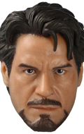 Robert Downey Jr Headsculpt