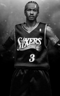 NBA Collection - Allen Iverson (New Upgraded Re-Edition)
