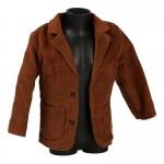 Corduroy Jacket (Brown)