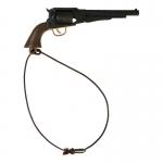 M1858 New Army Remington Revolver (Black)