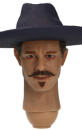 Val Kilmer Headsculpt with Hat