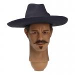 Headsculpt Val Kilmer avec chapeau