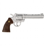 Colt Python 357 Pistol (Silver)