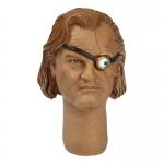 Headsculpt Brendan Gleeson avec oeil mobile