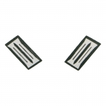 Heer Infantry Collar Tabs (Olive Drab)