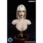 Caucasian Female Headsculpt