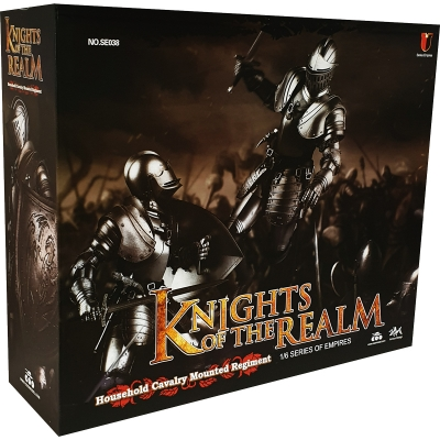 Pack Series Of Empires - Knight Of The Realm Household Cavalry Mounted Regiment