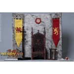 Henry VIII Wolf Hall Diorama Display Set