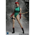 Female Street Warrior Set (Green)