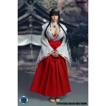 Set Japanese Witch Femme (Rouge)