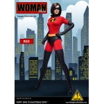 Set Woman Hero Femme (Rouge)