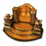 Odin Throne (Gold)