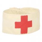 Brassard d'infirmier (Blanc)