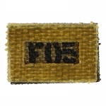 Patch réversible F05 (Sable)