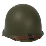 Casque M1 NCO Sous-Officier 2ème Rang en métal (Olive Drab)