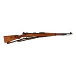 Diecast Kar98 Rifle (Brown)