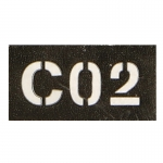 C02 Patch (Noir)