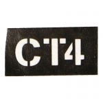 CT4 Patch (Black)