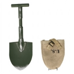 Diecast M1910 Shovel with Pouch (Olive Drab)