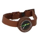 Wrist Compass (Brown)