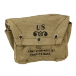 M6 Gaz Mask Bag (Beige)