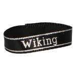 Wiking Division Cuff Title (Black)