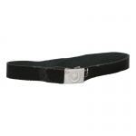 Belt with Waffen-SS Buckle (Black)
