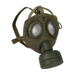 Masque à gaz Md 30 (Olive Drab)