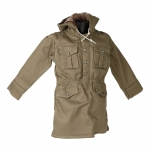 Manteau Parka Waffen-SS (Coyote)
