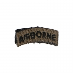 Patch Airborne (Coyote)