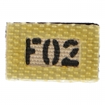 F02 Reversible Patch (Sand)
