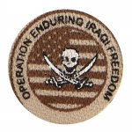 Operation Enduring Iraqi Freedom Patch (Coyote)