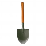 Diecast Chinese Entrenching Tool (Olive Drab)