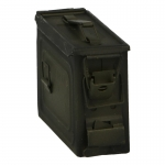 Worn Diecast Caliber 30 Ammo Box (Olive Drab)