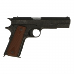 Colt 45 M1911 Pistol (Black)