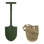 Diecast M10 Shovel with Cover (Olive Drab)