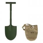Pelle Md 10 en métal avec étui (Olive Drab)
