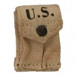 Porte chargeurs Colt 45 aspect usé (Beige)