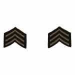 Sergeant Sleeve Rank (Beige)