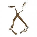 Worn M36 Suspenders (Beige)