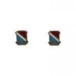 Insignes de col 442nd Infantry Regiment (Bleu)