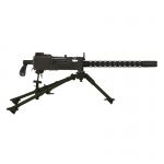 Diecast M1919 Browning Machinegun with M2 Tripod (Grey)