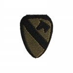 First Cavalry Patch (Olive Drab)