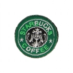 Patch Starbucks Coffee (Vert)
