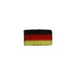 Germany Flag Patch (Black)