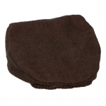 Asian Casual Cap (Brown)