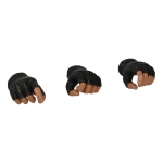 Mittens Gloved Hands (Black)